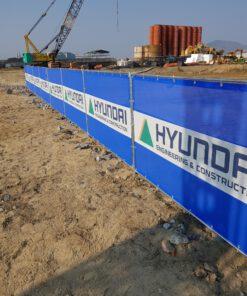 lưới bảo vệ công trình
