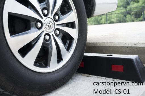 Carstopper thanh chặn bánh xe